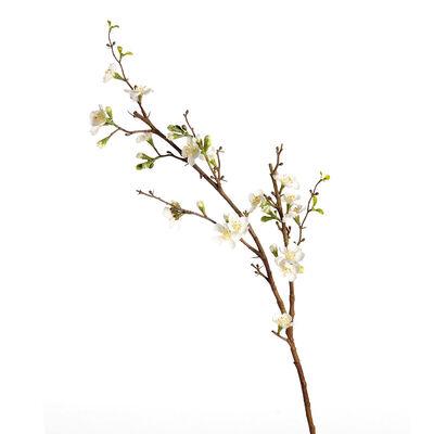 Kirschblütenzweig weiß ca L:42 cm