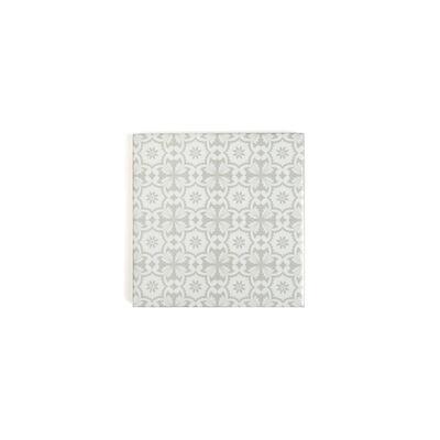Untersetzer Vintage grau ca B:10 x L:10 cm