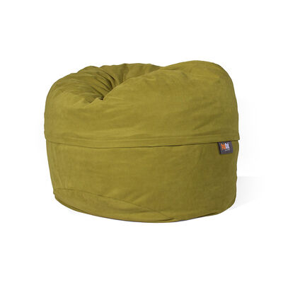 Sitzsack FATSAK XL grün ca D:110 x H:70 cm (Bezug: 100% Polyester)