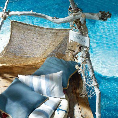 Fischernetz natur ca L:1.5 m