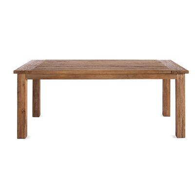 Tisch NICKI Teakholz aus Recyclingmaterial FSC®-zertifiziert natur ca. L:160 x B:90 x H:78 cm