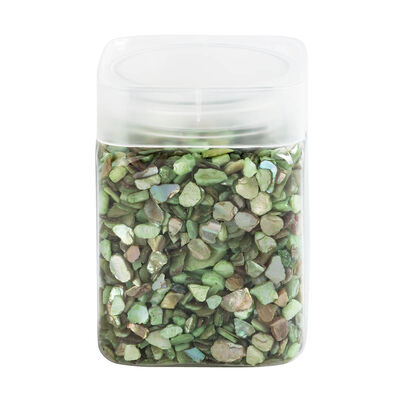 Muschelgranulat grün ca 265 ml