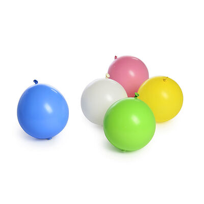 LED Ballons bunt 5 Stück