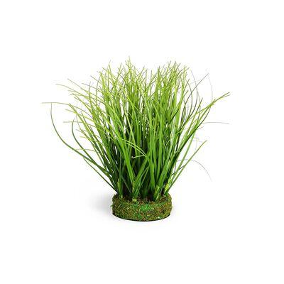 Grasbusch grün ca L:19 cm