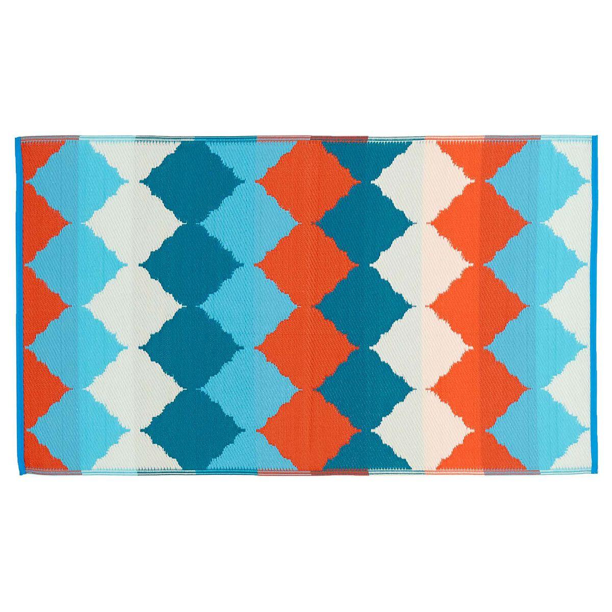 outdoor teppich marrakesh ca b 90cm x l 150cm t rkis. Black Bedroom Furniture Sets. Home Design Ideas