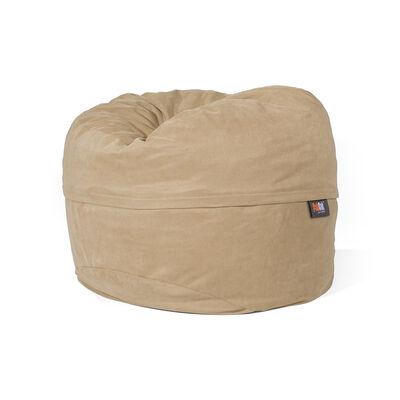 Sitzsack FATSAK XL beige ca D:110 x H:70cm