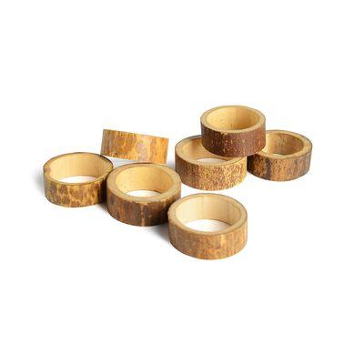 Streuartikel Bambusringe natur ca 300 ml