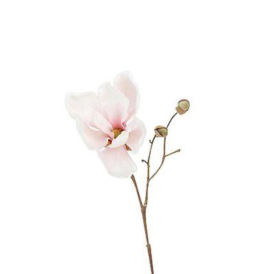 Magnolienzweig rosa ca. L:25,5 cm