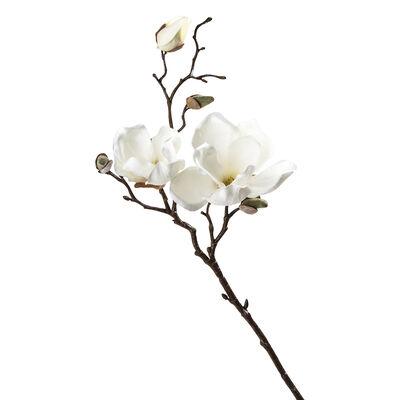 Magnolienzweig weiß ca. L:48 cm