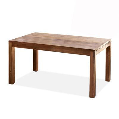 Tisch MANOS Teakholz aus Recyclingmaterial FSC®-zertifiziert natur ca L:160 x B:90 x H:78 cm