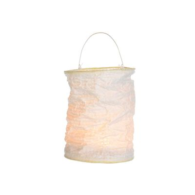 Lampion, ca D:13cm x H:20cm, weiß