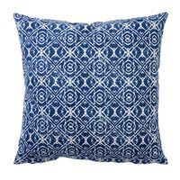 Kissen Marrakesh, ca B:45cm x L:45cm, dunkelblau