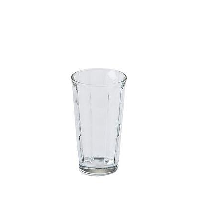 Trinkglas SQUARE Glas klar ca 344 ml