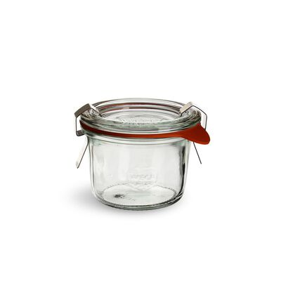 Einweckglas klar ca 80 ml