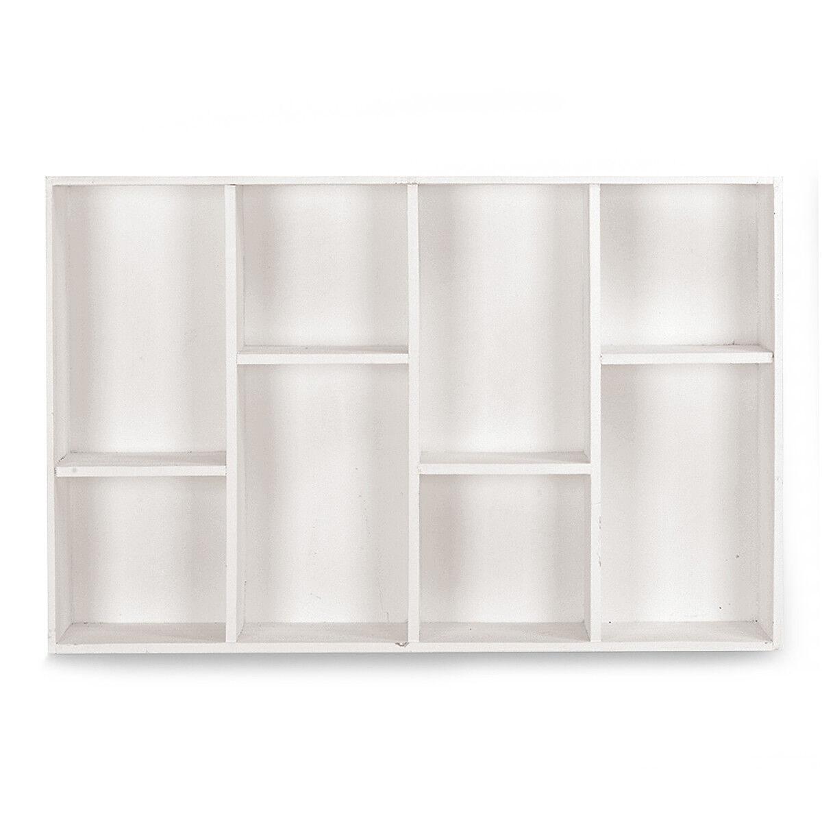 setzkasten holz wei ca l 81 x t 13 x h 52 5 cm depot de. Black Bedroom Furniture Sets. Home Design Ideas