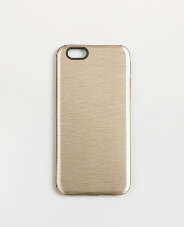 Coque compatible Iphone 6/6S doré