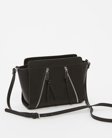 Petit sac trapèze noir