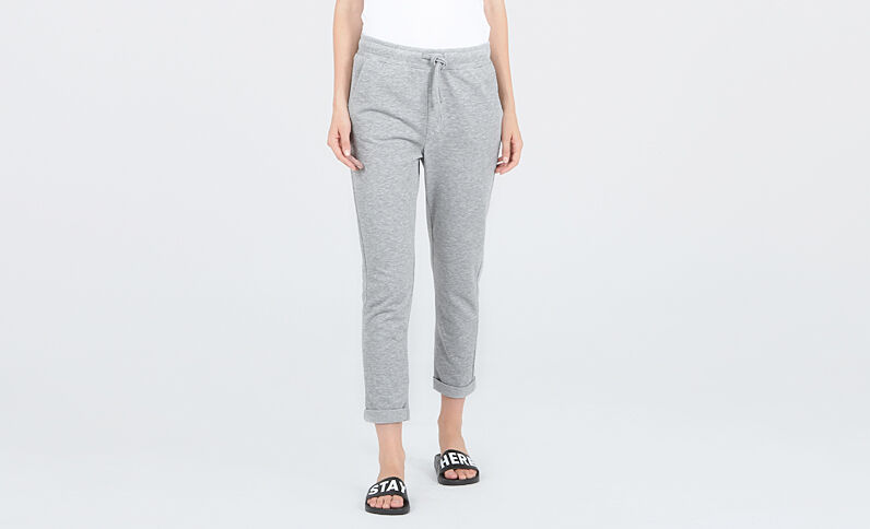 Pantalon de jogging homewear gris chiné