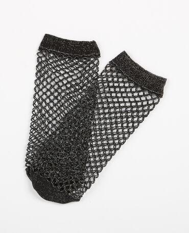 chaussettes r sille noir 50 902753899a08 pimkie. Black Bedroom Furniture Sets. Home Design Ideas