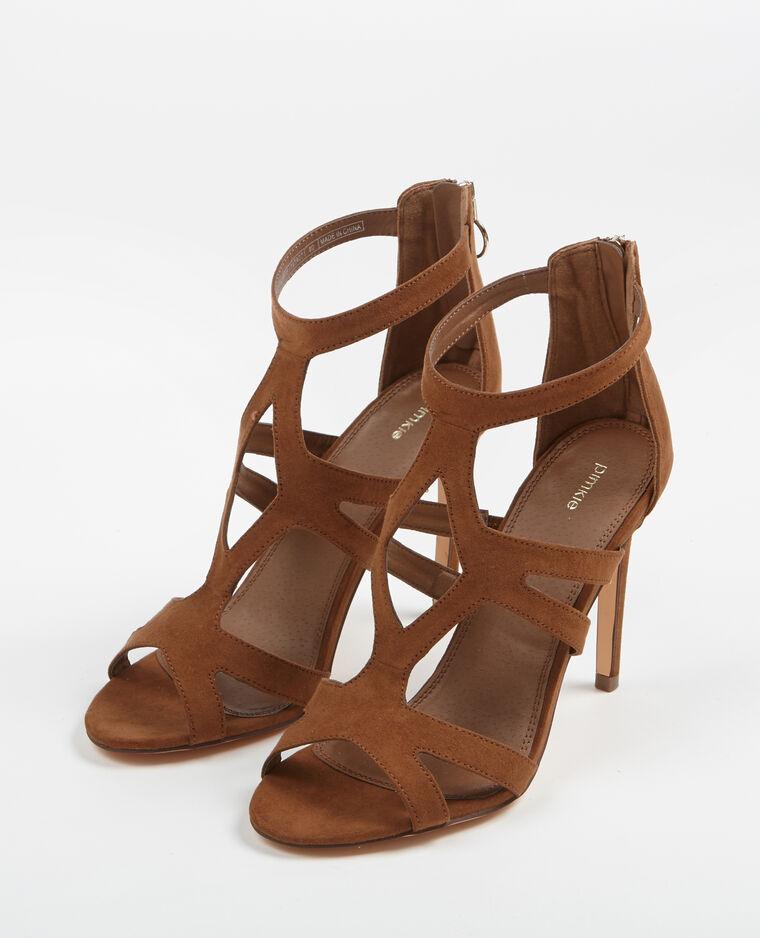 sandaletten mit absatz 902535747a07 pimkie. Black Bedroom Furniture Sets. Home Design Ideas
