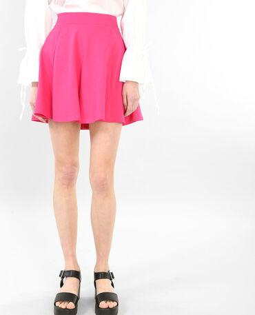 Falda de patinadora Rosa