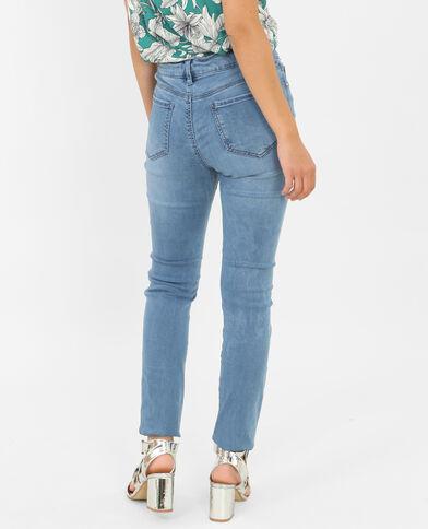 Jeans skinny azul vaquero