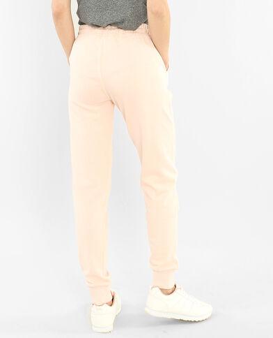 Pantalone da jogging rosa