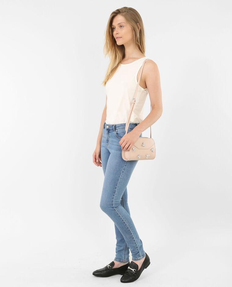 Jeans Skinny Blu Grezzo 140148623a09 Pimkie