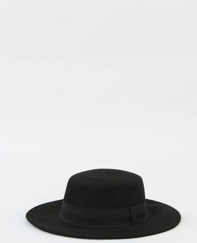 Cappello stile camarghese nero