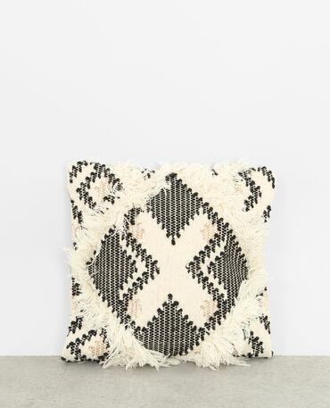 grand coussin berb re pompons 904643912i09 pimkie. Black Bedroom Furniture Sets. Home Design Ideas