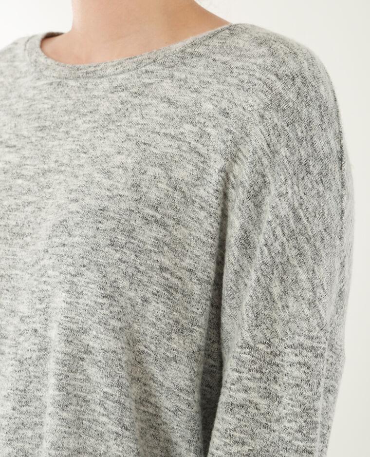 Jersey homewear gris jaspeado