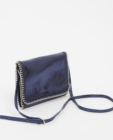 Enveloptasje marineblauw
