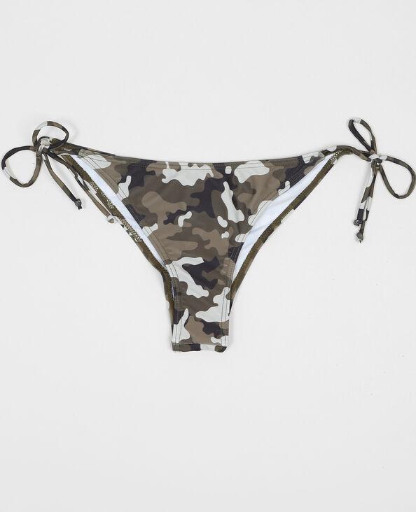 Tanga-Bikinihöschen Khaki