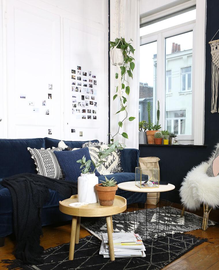 porte plante macram beige 955088765a0e pimkie. Black Bedroom Furniture Sets. Home Design Ideas