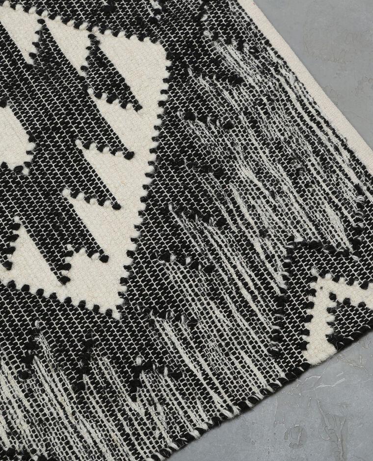 tapis tiss bicolore beige 955079a89g4e pimkie. Black Bedroom Furniture Sets. Home Design Ideas