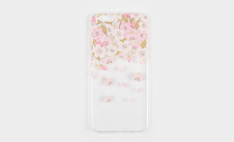 Coque compatible iPhone rose