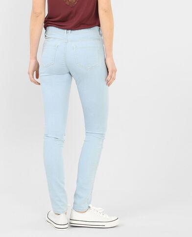 Jegging en jean bleu clair