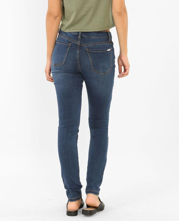 Skinny-Jeans Dunkelblau
