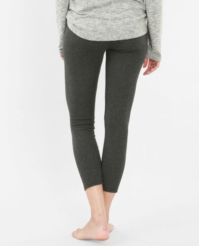 Leggings homewear nero