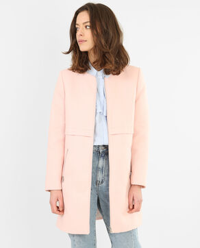 Summercoat zippé rose