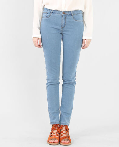 Treggings Himmelblau