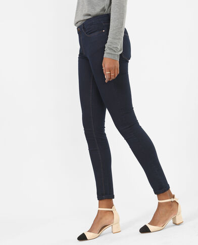Jeggings basic blu