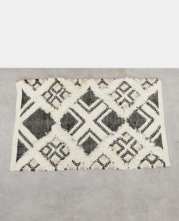 Berberteppich Naturweiß