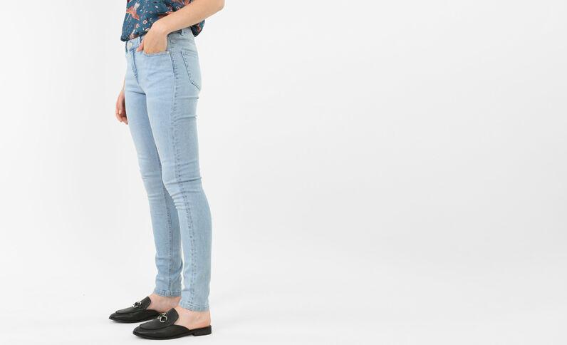 Jeans skinny azul claro