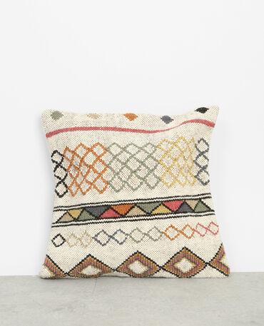 tapis jute ethnique 902888742i07 pimkie. Black Bedroom Furniture Sets. Home Design Ideas