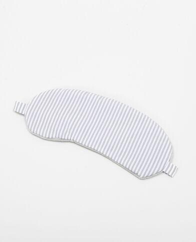Maschera per dormire écru