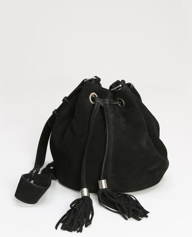 sac bourse en cuir noir 980130899a08 pimkie. Black Bedroom Furniture Sets. Home Design Ideas
