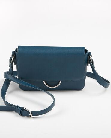 Bolso bandolera azulón