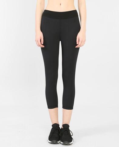 Legging sport 7/8 noir