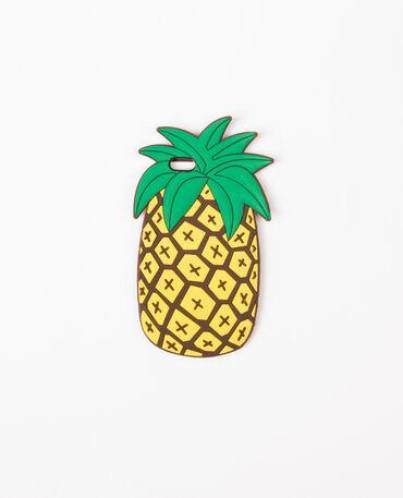 Coque ananas bronze